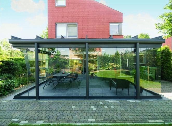 Weinor glass-/terrassetak